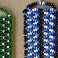How To Make A Netted Bracelet Out Of Beads